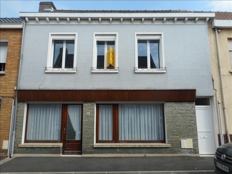 Vente maison / villa Chocques 137000€ - Photo 1
