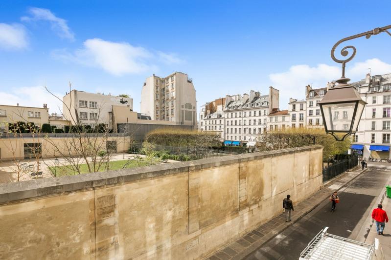 Verkoop van prestige  appartement Paris 3ème 820000€ - Foto 6