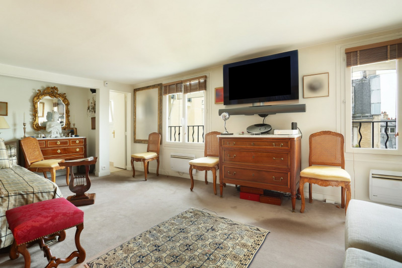 Venta de prestigio  apartamento Paris 7ème 690000€ - Fotografía 7