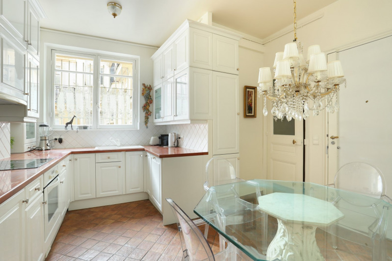 Vente de prestige appartement Paris 8ème 2625000€ - Photo 9