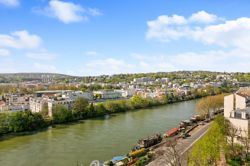 Immobile residenziali di prestigio appartamento Boulogne-billancourt 860000€ - Fotografia 1