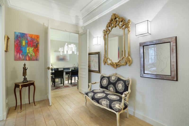 Vente de prestige appartement Paris 8ème 2650000€ - Photo 4