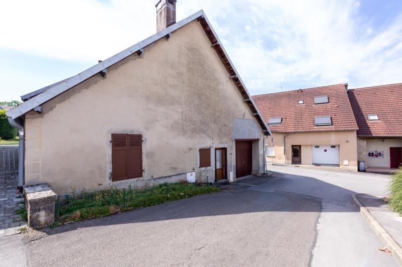 Vente maison / villa Miserey salines 129500€ - Photo 1