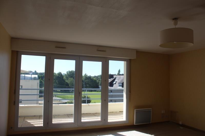 Sale apartment Quimper 118800€ - Picture 3