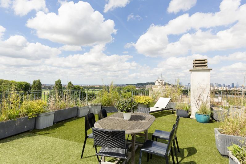 Vente de prestige appartement Saint cloud 1090000€ - Photo 6