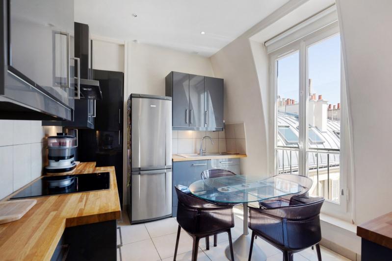 Vente de prestige appartement Paris 8ème 2340000€ - Photo 9