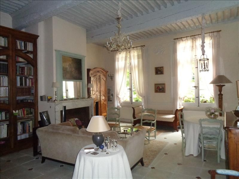 Deluxe sale apartment Aix en provence 599 000€ - Picture 2
