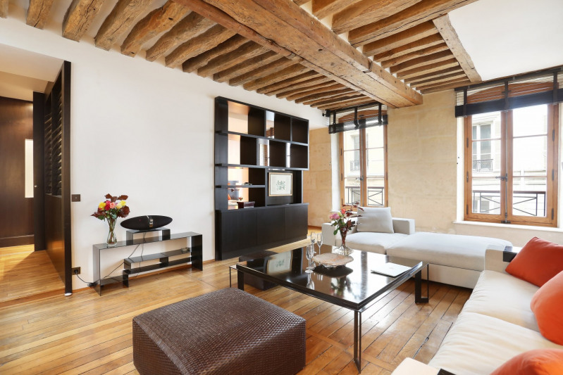 Verhuren  appartement Paris 7ème 3600€ CC - Foto 3