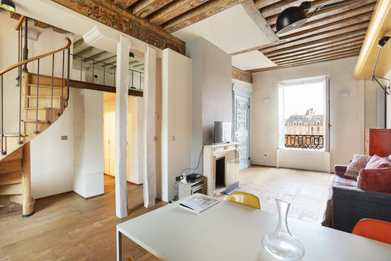 Verkoop van prestige  appartement Paris 4ème 1840000€ - Foto 2