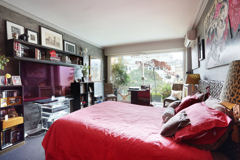Deluxe sale apartment Neuilly-sur-seine 1490000€ - Picture 8