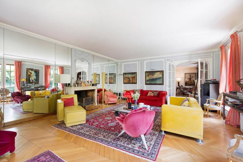 Vente de prestige appartement Boulogne-billancourt 3100000€ - Photo 3