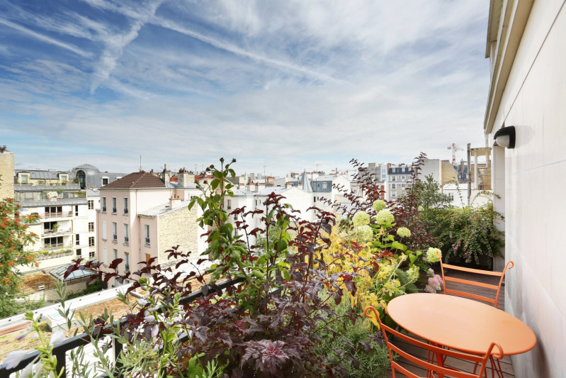 Deluxe sale apartment Levallois-perret 2 400 000€ - Picture 10