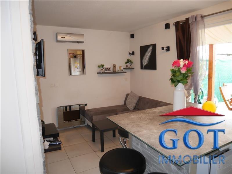 Sale house / villa Le barcares 95000€ - Picture 2