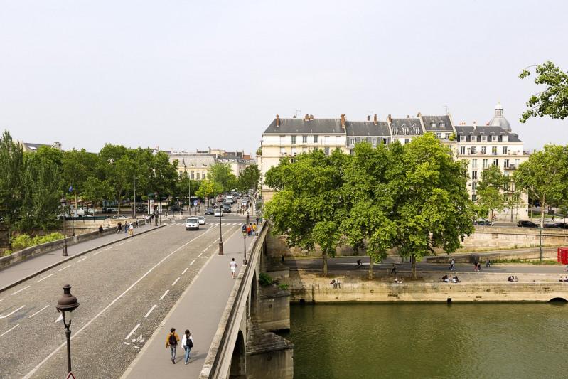 Deluxe sale apartment Paris 4ème 1190000€ - Picture 1