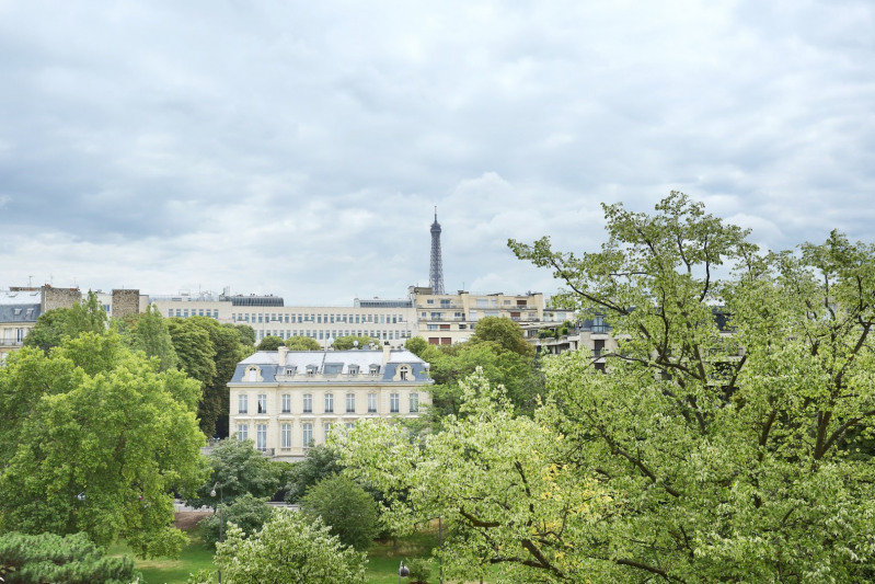 Vente de prestige appartement Paris 16ème 7 250 000€ - Photo 1