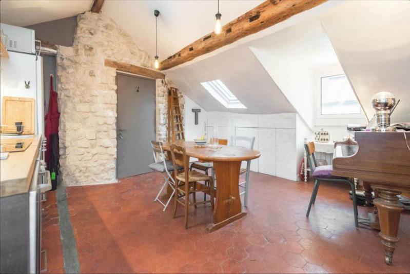 Sale apartment Paris 2ème 575000€ - Picture 2