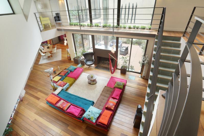 Revenda residencial de prestígio loft Paris 15ème 4495000€ - Fotografia 5