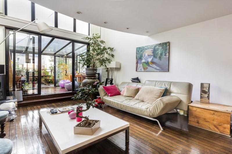 Deluxe sale apartment Paris 18ème 1750000€ - Picture 5