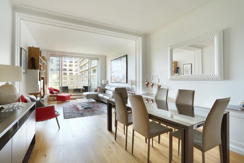 Revenda residencial de prestígio apartamento Paris 16ème 1490000€ - Fotografia 3