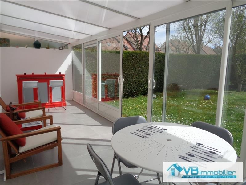 Sale house / villa La queue en brie 422 000€ - Picture 6