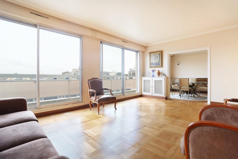 Vente de prestige appartement Paris 16ème 1700000€ - Photo 2
