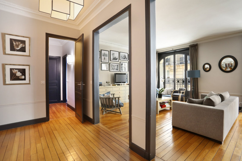 Immobile residenziali di prestigio appartamento Paris 16ème 1200000€ - Fotografia 4