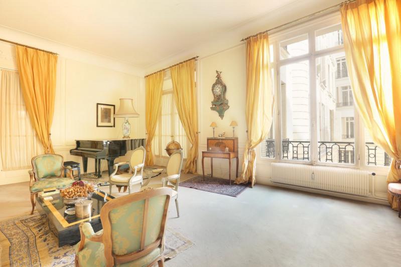 Venta de prestigio  apartamento Paris 7ème 6300000€ - Fotografía 6