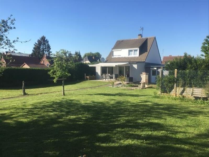 Vente maison / villa Bapaume 167200€ - Photo 5