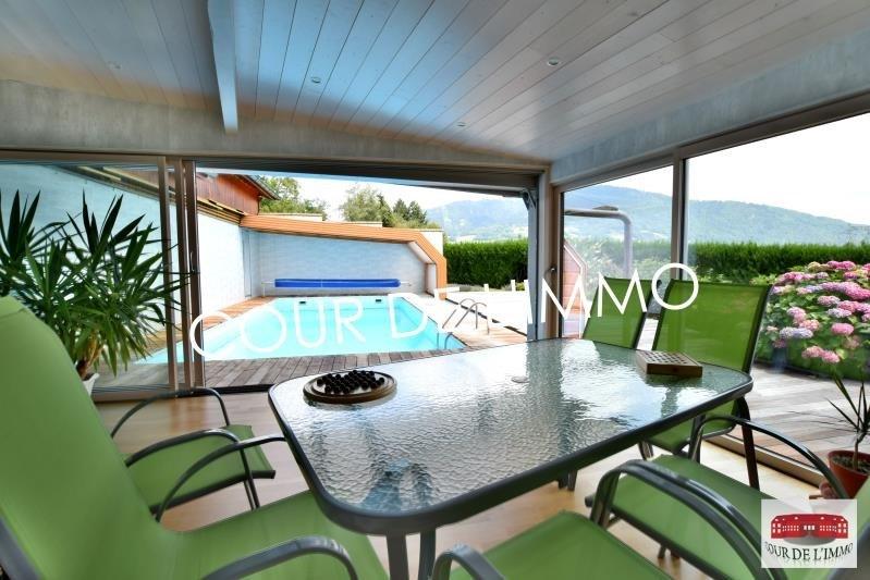 Verkauf von luxusobjekt haus Viuz en sallaz 595000€ - Fotografie 2