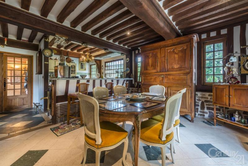 Revenda residencial de prestígio casa Bieville beuville 699000€ - Fotografia 8