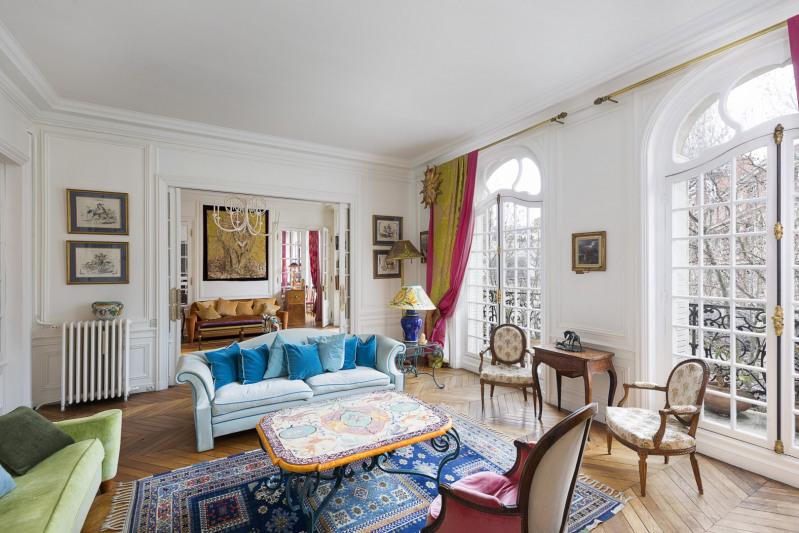 Revenda residencial de prestígio apartamento Paris 7ème 4680000€ - Fotografia 10
