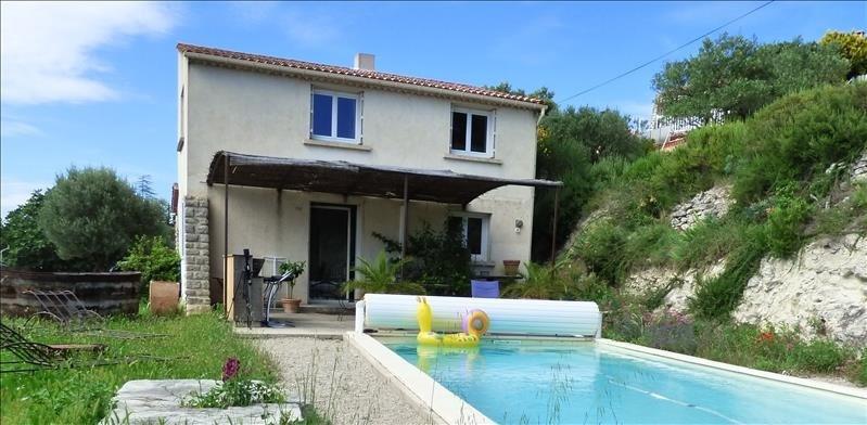 Sale house / villa Vacqueyras 318000€ - Picture 2