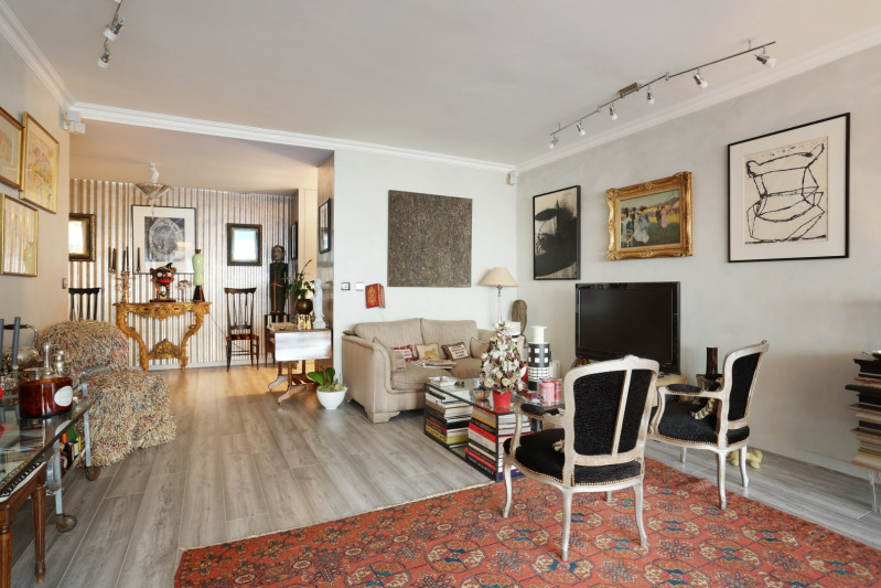 Deluxe sale apartment Neuilly-sur-seine 1490000€ - Picture 11