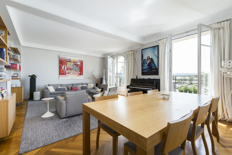 Deluxe sale apartment Boulogne-billancourt 2 140 000€ - Picture 3