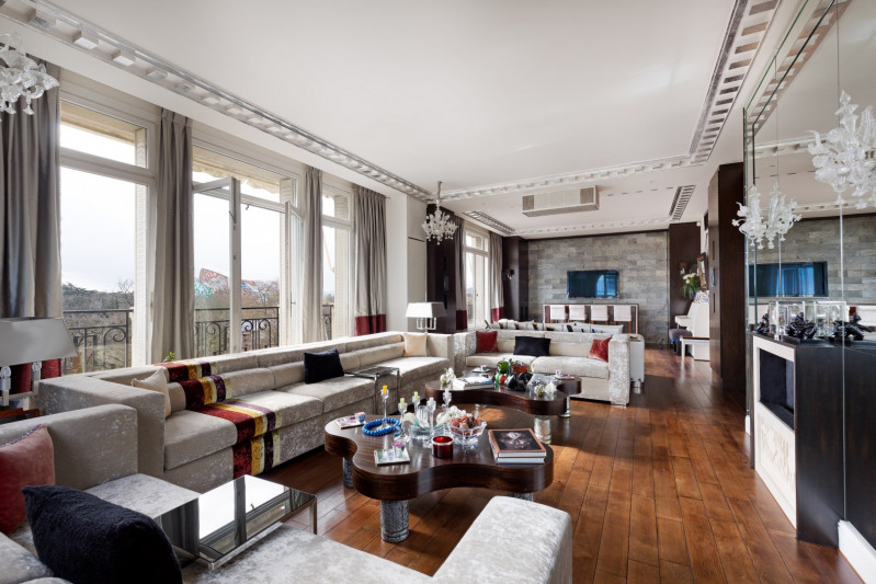Deluxe sale apartment Neuilly-sur-seine 5500000€ - Picture 6