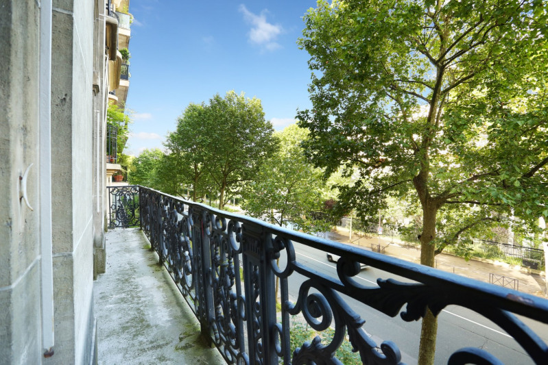 Paris 16th District - Lannes - Dufrenoy.