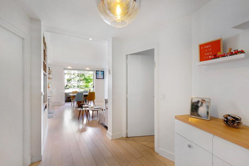 Vente de prestige appartement Paris 16ème 1125000€ - Photo 10