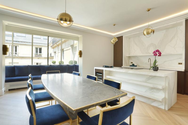 Verkoop van prestige  appartement Paris 8ème 5720000€ - Foto 3