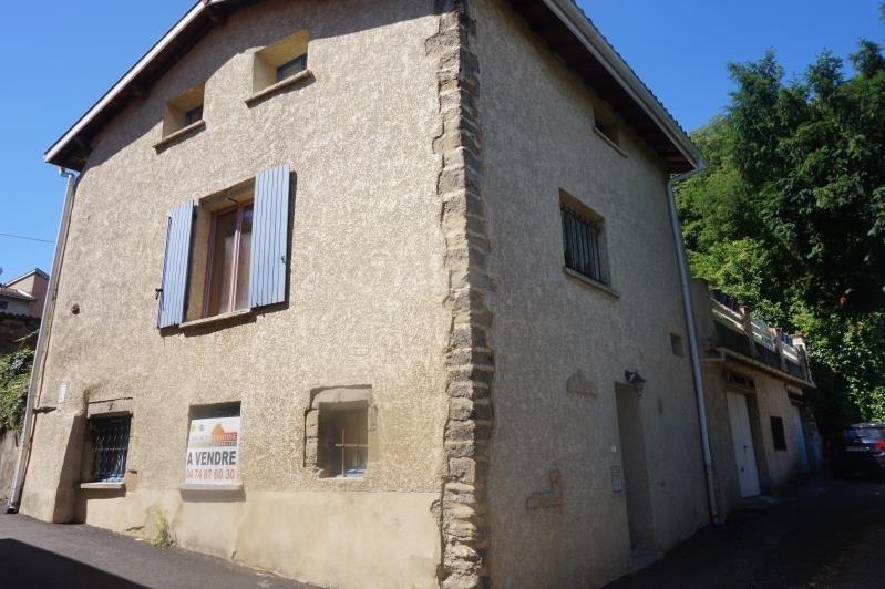 Verkoop  appartement Auberives sur vareze 185000€ - Foto 1