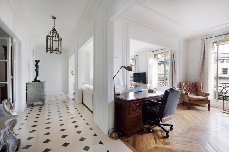Vente de prestige appartement Paris 16ème 3700000€ - Photo 4
