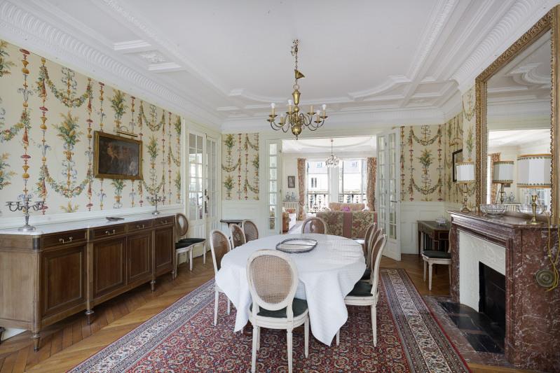 Vente de prestige appartement Paris 16ème 3570000€ - Photo 10