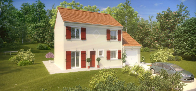 Maison  5 pièces + Terrain 329 m² Osny par MAISONS PIERRE
