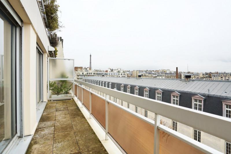 Vente de prestige appartement Paris 16ème 1700000€ - Photo 5