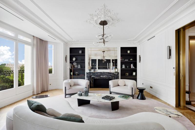 Revenda residencial de prestígio apartamento Paris 16ème 6500000€ - Fotografia 14