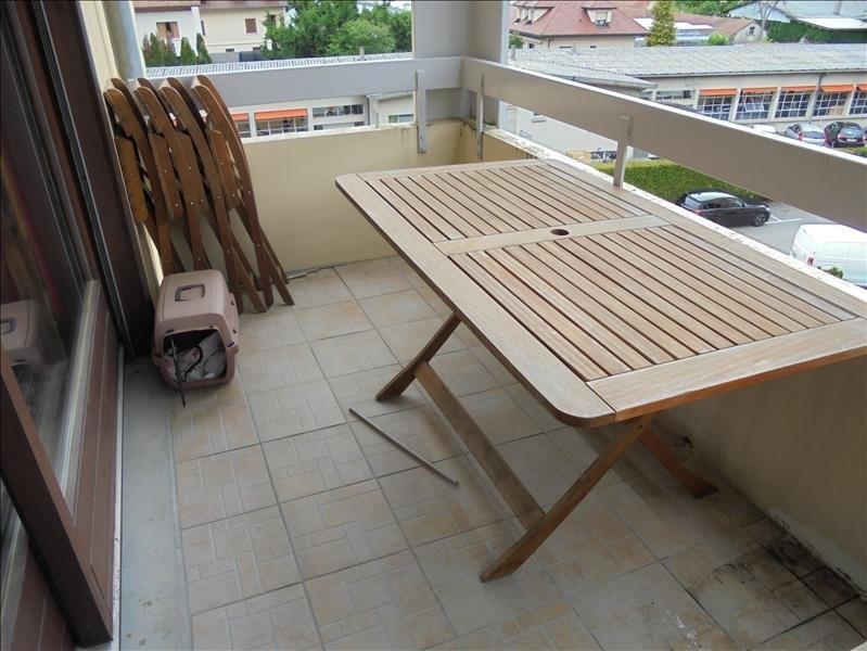 Sale apartment Cluses 116000€ - Picture 2