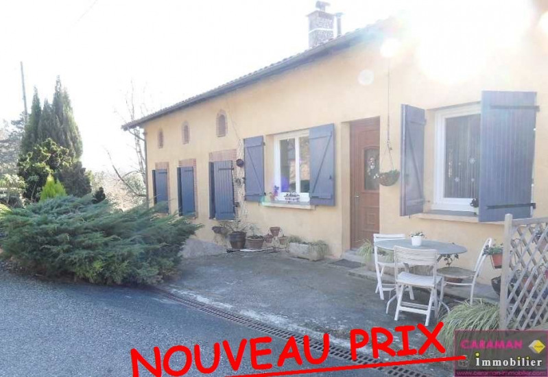 Sale house / villa Caraman  5 minutes 235000€ - Picture 1