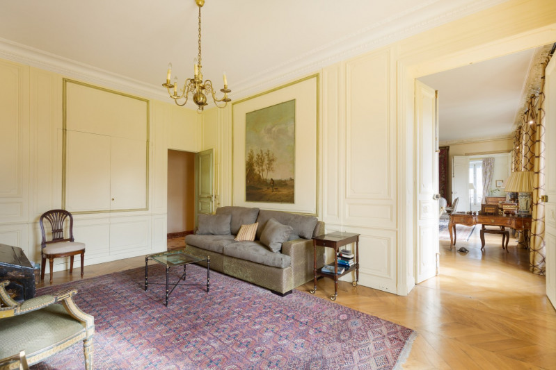 Deluxe sale apartment Paris 16ème 2 960 000€ - Picture 13