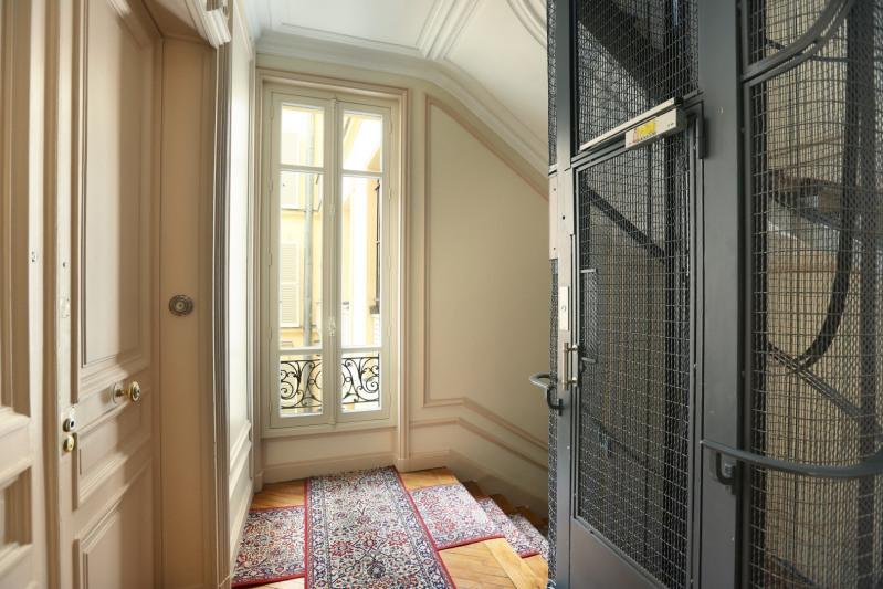 Vermietung wohnung Paris 7ème 6550€ CC - Fotografie 15