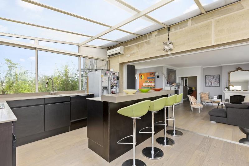 Vente de prestige appartement Saint cloud 1090000€ - Photo 4