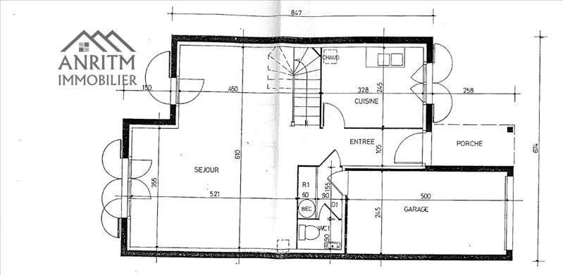 Venta  casa Plaisir 325500€ - Fotografía 5